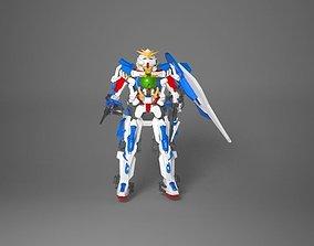 Gundam wing 3D model
