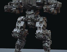 Juggernaut Mech 3D