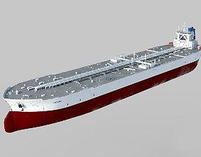 3D asset Oil Tanker TI class Oceania
