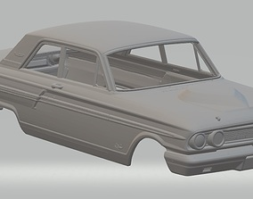 Fairlane Thunderbolt 1964 Printable Body Car