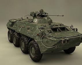 BTR-82A 3D model