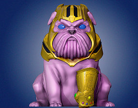 Thanos Dog 3D printable model