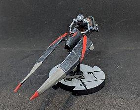 3D print model Dark Side Robot Riders