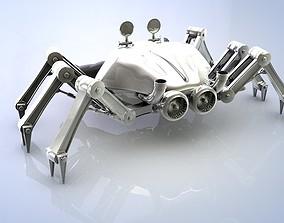 3D Crab robot