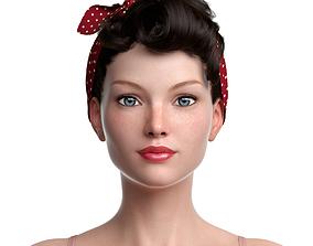 3D model realtime Princess Ann