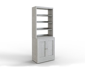 3D model HAVSTA Storage combination gray
