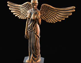 Statue angel 3D printable model