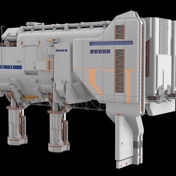 sci-fi architecture 6