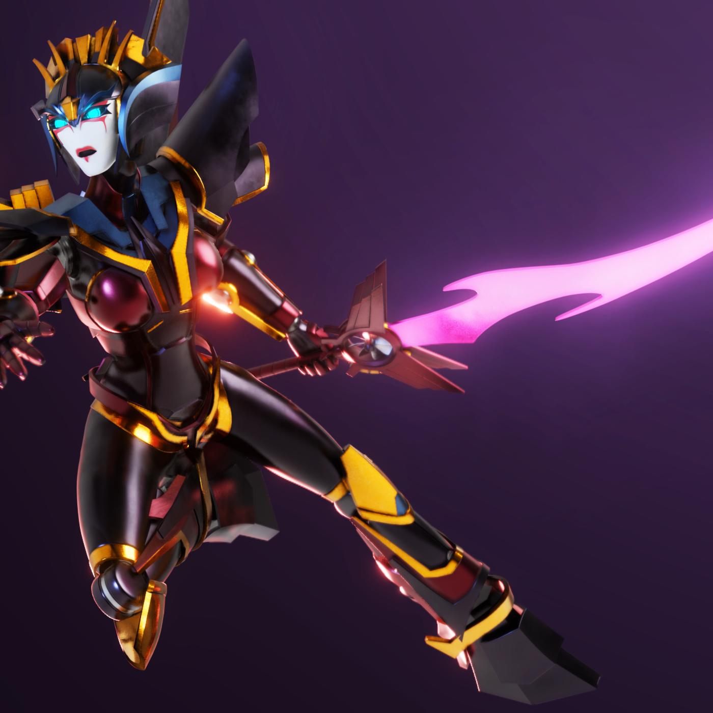 Windblade / Transformers Prime