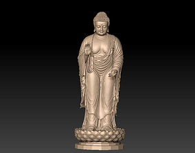 3D model of Buddha