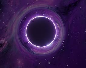3D model Blackhole