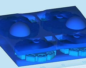 Life counter 3D print model