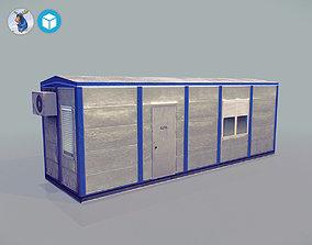 3D model realtime Storeroom 02