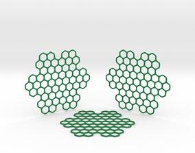 Hexacoasters 3D printable model