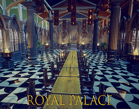 Royal Palace 3D model