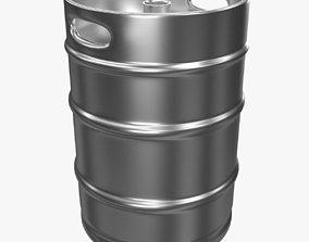 Beer Keg 2 3D model