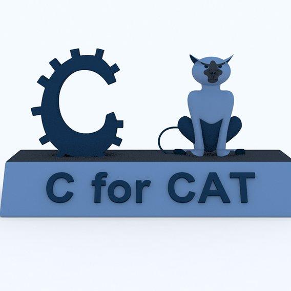 C for Cat Model