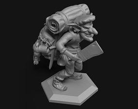 Goblin 3D printable model 3d