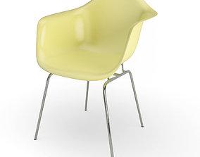 Armchair Eames DAX 3D model