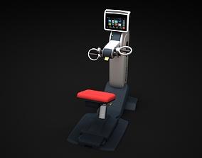 Top Machine 3D model