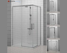 3D Cabin showers Radaway IDEA
