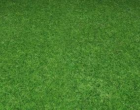3D ground grass tile 25