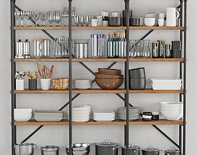 3D Kitchenware and Tableware 19