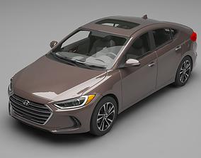 Hyundai Elantra 3D