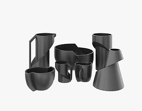 Set of Kitchenware From Ian Anderson 3D