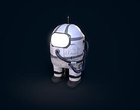 3D model Among us Characters