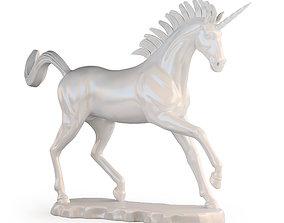 3D printable model Unicorn Sculpture