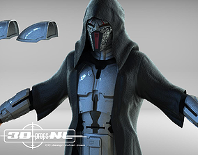 3D printable model Sith Eradicator Full Torso and Legs 2