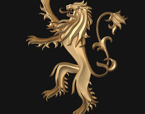 3D Game of Thrones - House Lannister