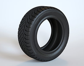 Tire Michelin Alpin A4 3D