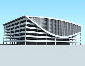 3D Architectural Building 80