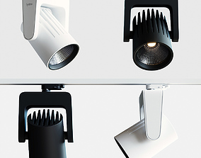 Lystra Vinci L light RIGGED 3D model