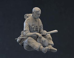 schmeiser 3D print model German soldier