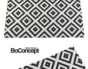 Carpet art 3D model