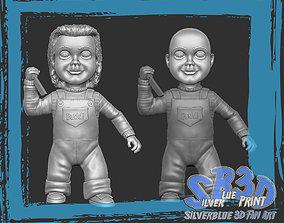 Childs Play Remake Buddi Chucky 3D print model