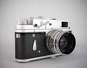 3D model MIR Photocamera USSR PBR