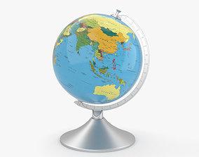 3D Globe ocean