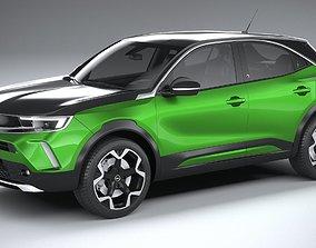 Opel Mokka-e 2021 3D