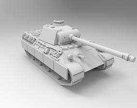 infantry Panther 3D print model