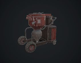 3D model pullman ermator