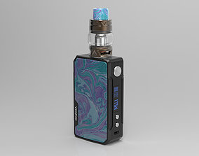 Vape Voopoo Drag 2 3D model