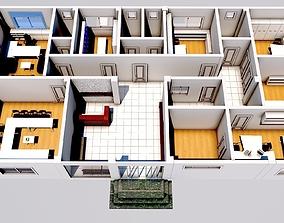 3D Firm Floor