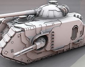 Terran Gladius Heavy Tank 3D print model