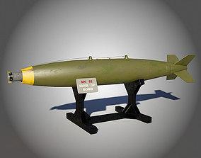Demolition Bomb MK 82 3D model