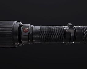 tool Flashlight 3D model