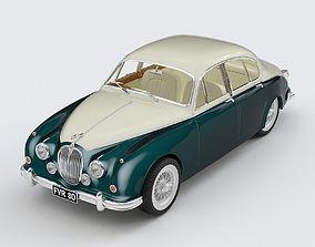 3D Jaguar Mark II